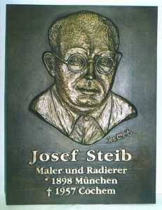 Relief: Josef Steib